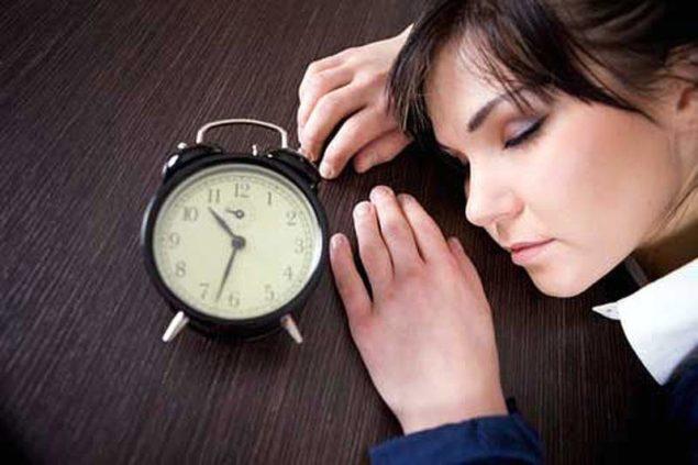 Нефизиологичность сна днем