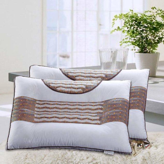Модель подушки для ночного сна
