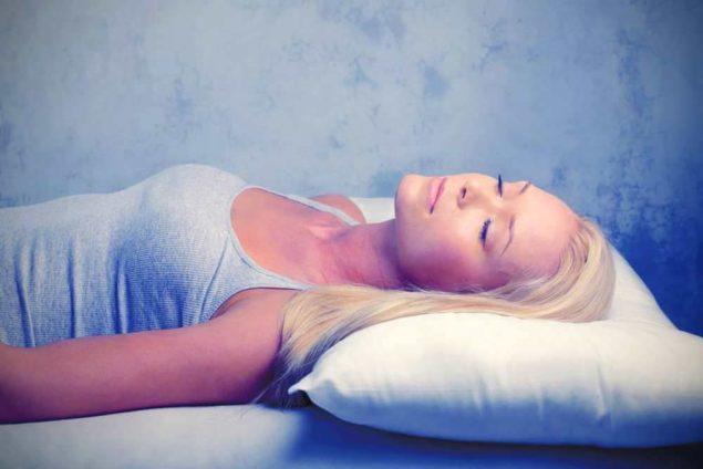 Онемение тела во сне