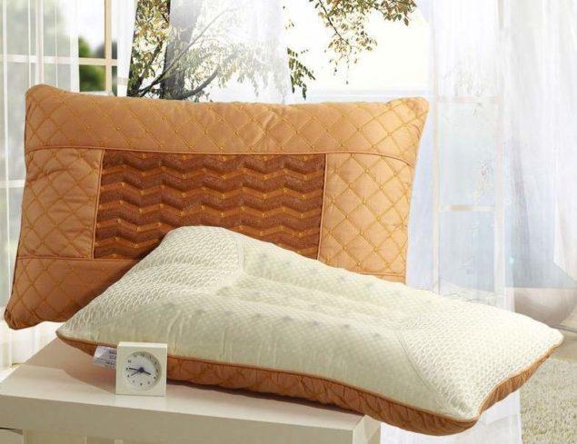 Подушка с турмалином