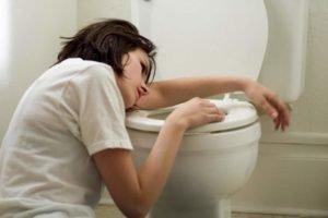 Инсомния из-за токсикоза