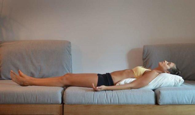 Упражнение для расслабления