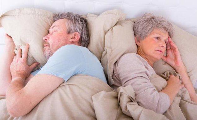 Инсомния в пожилом возрасте