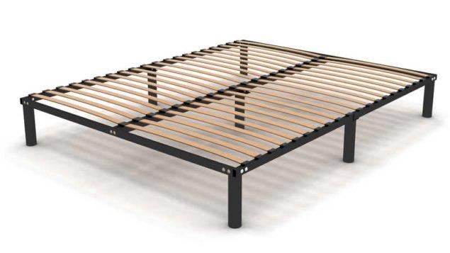 Кровать ортопедического типа