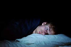 Беспокойный сон и кошмары