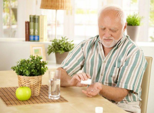 Лекарства от инсомнии для пожилых людей
