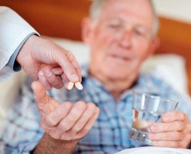 Препараты для пожилых от бессонницы