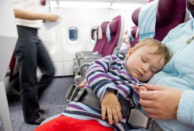 Снотворное для ребенка в самолет