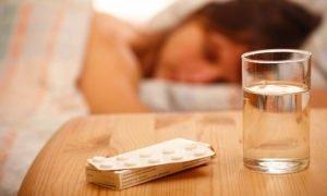 Вред снотворных