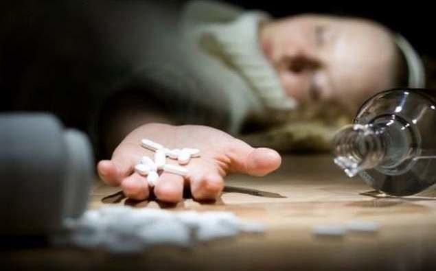 Последствия смешения алкоголя и снотворного