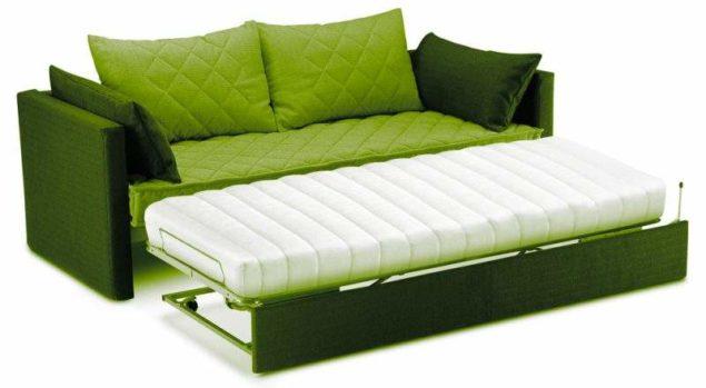 С выдвижной кроватью