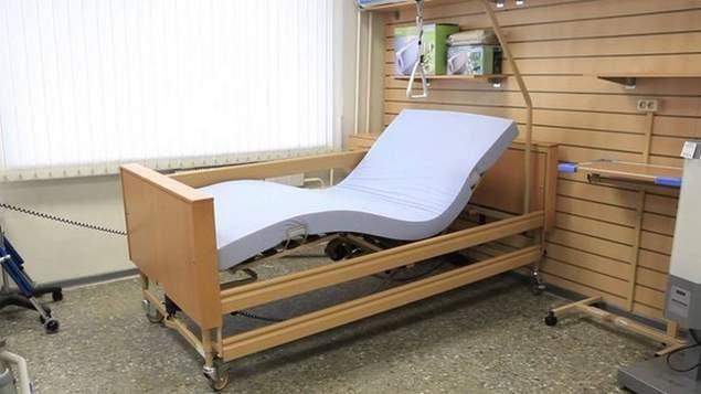 Эстетичный вид кровати