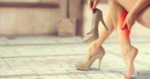 Отказ от неудобной обуви