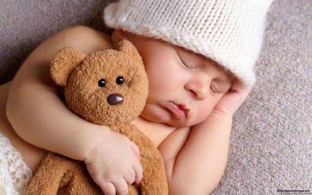 Стоны во сне у младенцев
