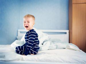 Ребенок просыпается среди ночи