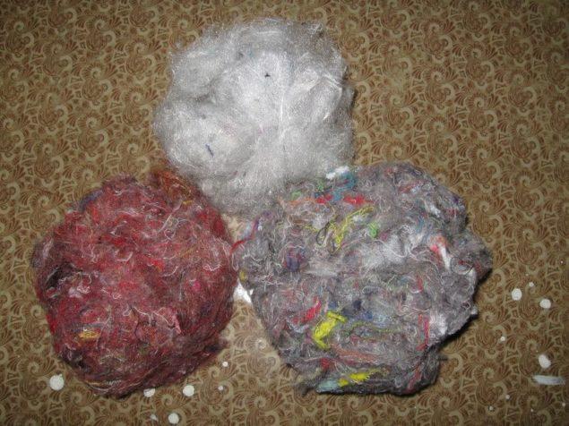Регенерированное волокно