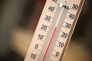 Температура воздуха в комнате