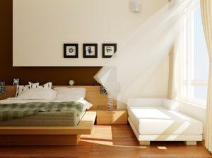 Проветривание спальни