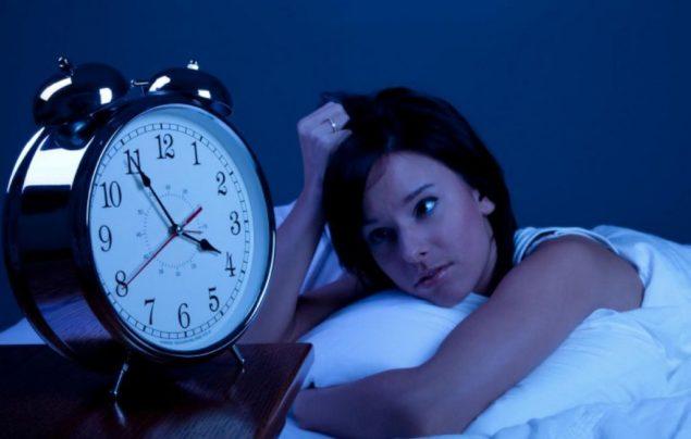 Симптомы утренней бессонницы