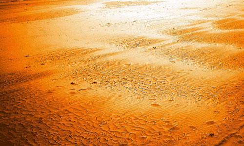 К чему снится песок. видеть во сне песок - сонник дома солнца