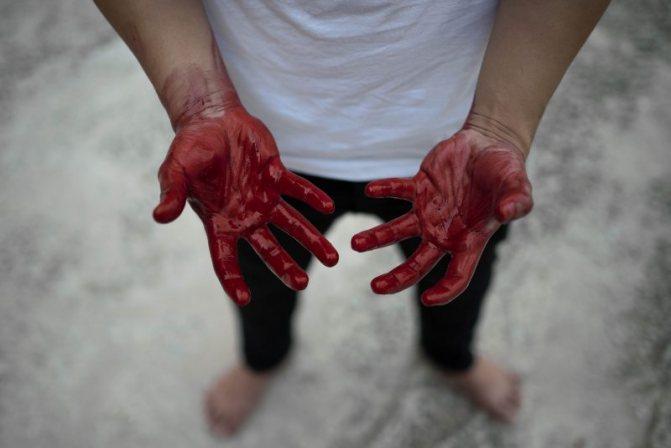 К чему снится кровь беременной: приснилась собственная кровь беременной: значение в соннике ?? подробное толкование сна на бэби.ру!