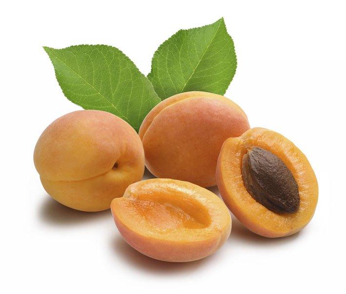 Яблоки абрикосы