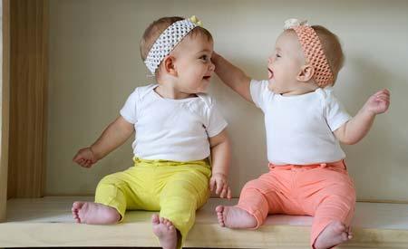 Беременность двойней мальчиком и девочкой