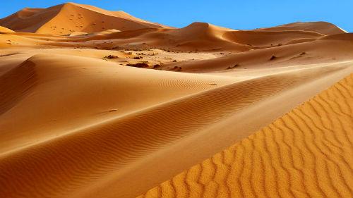Песок во сне к чему снится