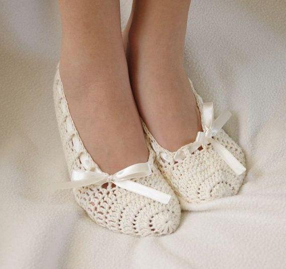 Обувь тапочки