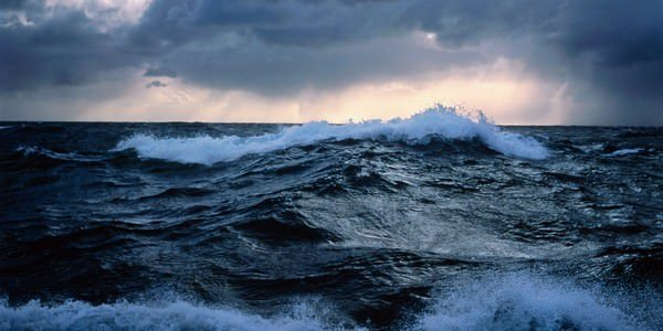 Корабль океан