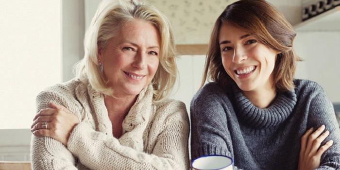 Умершие мама и бабушка