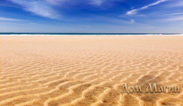 Сонник босиком по песку на берегу моря. к чему снится босиком по песку на берегу моря видеть во сне - сонник дома солнца
