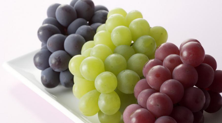 Давать виноград