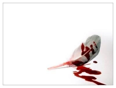 Я беру кровь из вены у людей