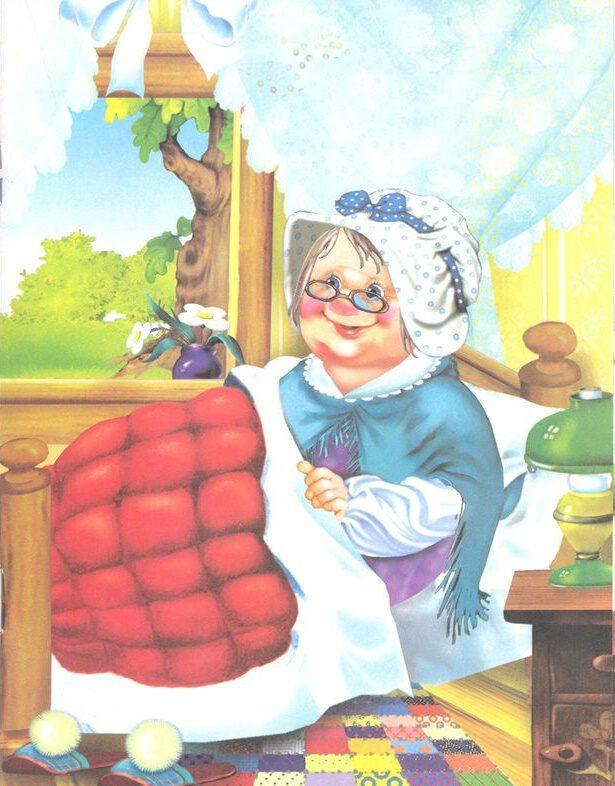 К чему снится бабушка?