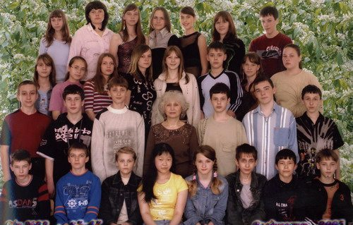 Погибший одноклассник
