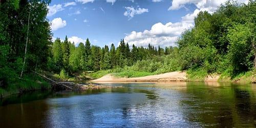 К чему снится река: женщине,мужчине,чистая,грязная,купаться в речке