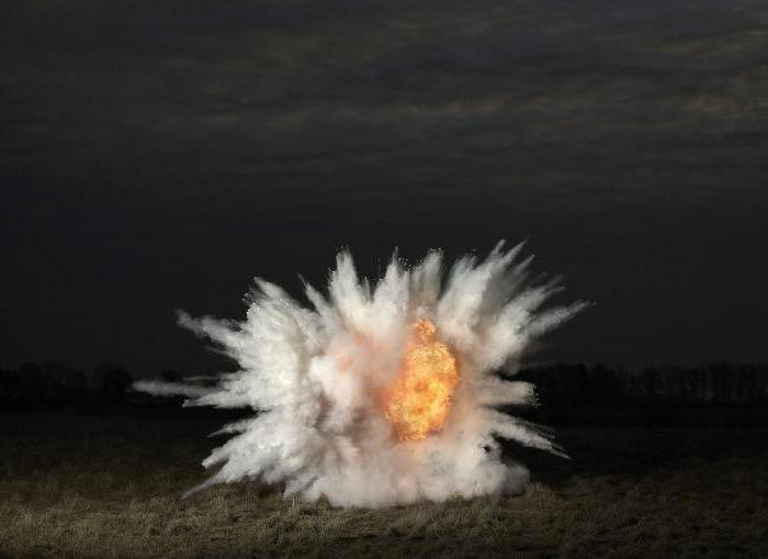 К чему снится взрыв