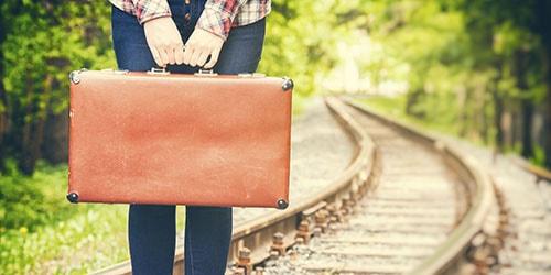 Сборы в дорогу опоздание на поезд