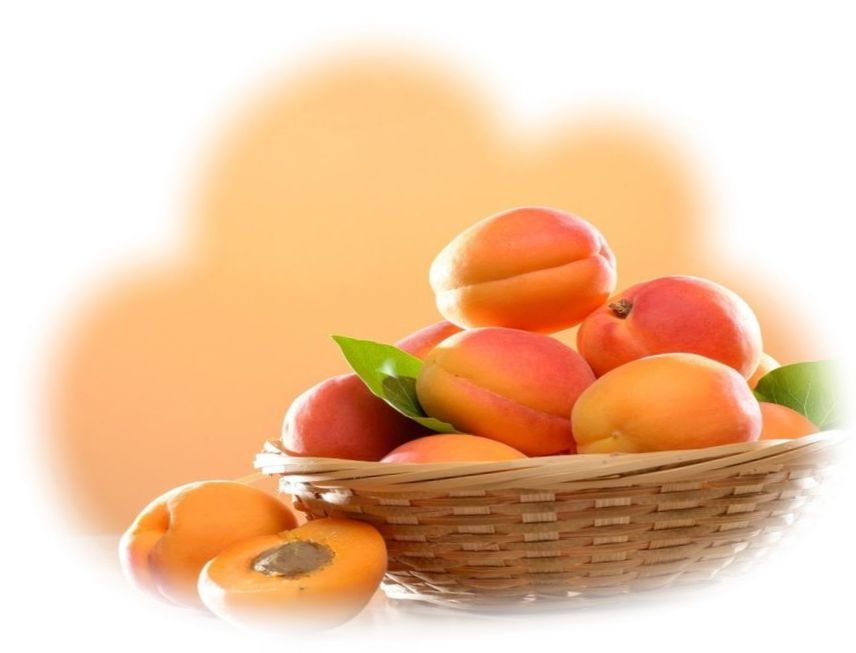 Зимой абрикосы