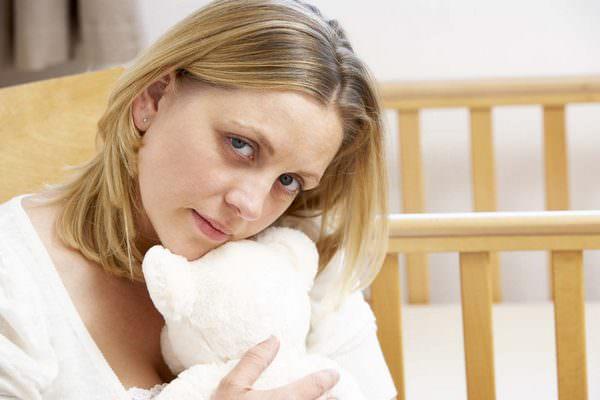 Выкидыш без крови у не беременной