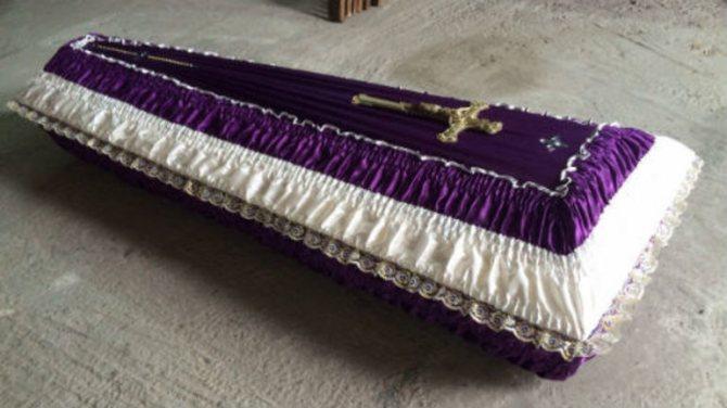 «сонник видеть себя в гробу приснился, к чему снится во сне видеть себя в гробу»