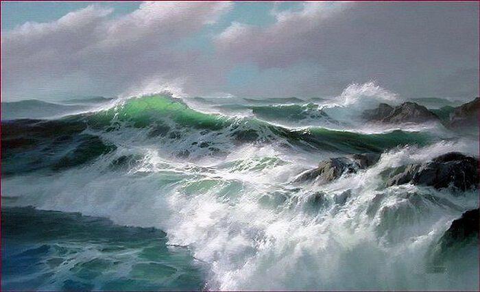 «сонник океан приснился, к чему снится во сне океан»